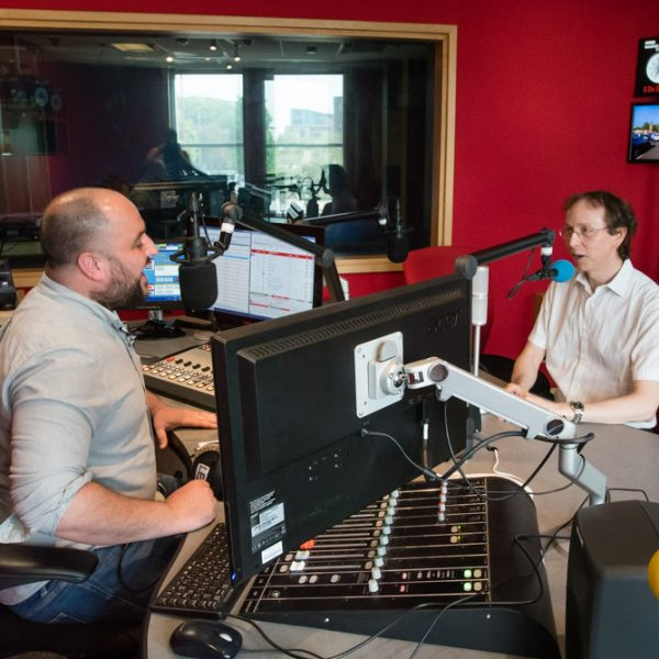 BBC Radio Leicester Interview