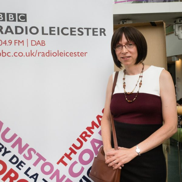 BBC Radio Leicester Interview with Martin Ballard