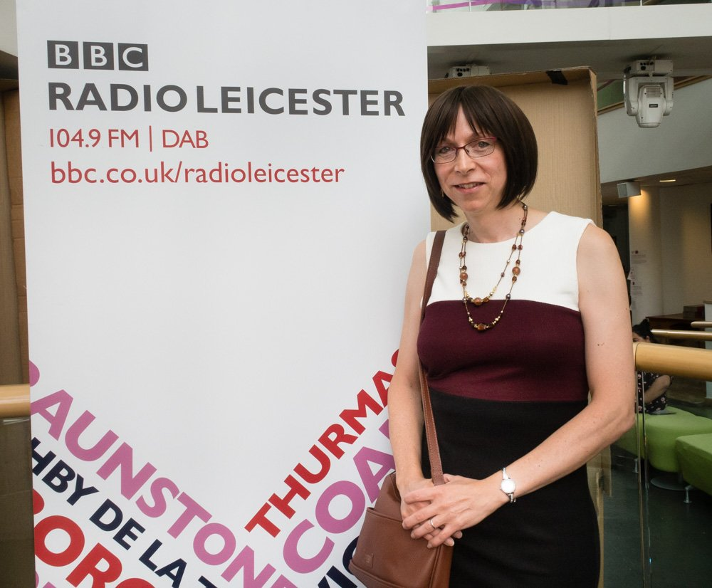 BBC Radio Leicester Interview with Martin Ballard