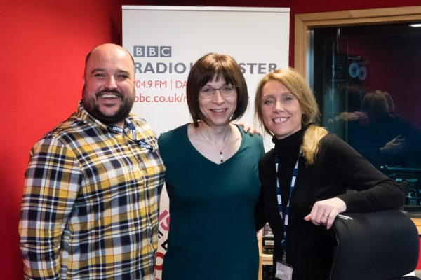 BBC Radio Leicester Breakfast Show Interview