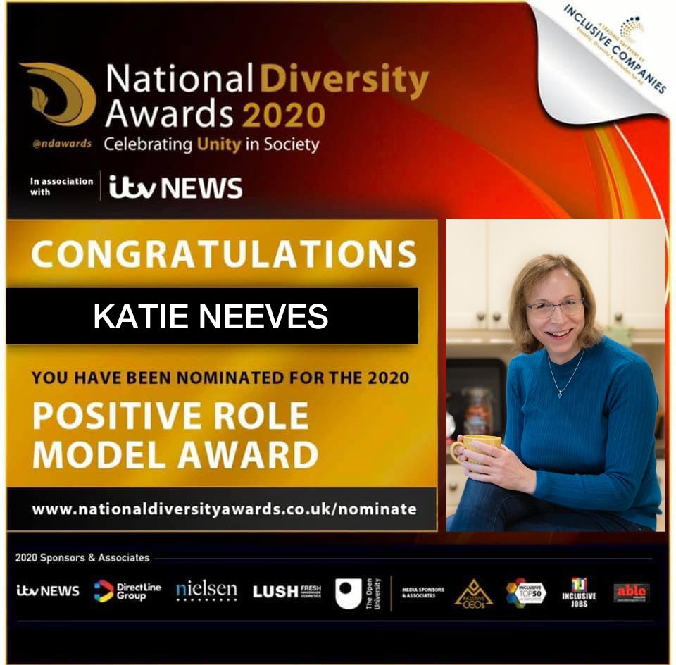 National Diversity Awards Nomination Testimonials